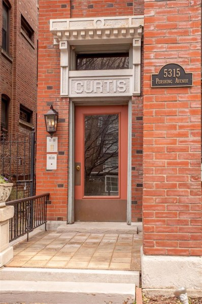 5315 Pershing Avenue UNIT 2, St Louis, MO 63112 - MLS#: 18028936