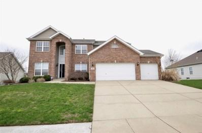 2312 Fourlakes Drive, Belleville, IL 62220 - MLS#: 18029009