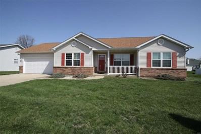 2643 Piper Hills Drive, Shiloh, IL 62221 - #: 18029091