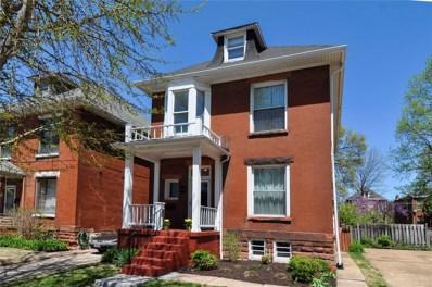 3941 Castleman Avenue, St Louis, MO 63110 - MLS#: 18029104