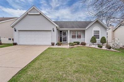 532 Misty Moss, St Peters, MO 63376 - MLS#: 18029142