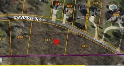 614 Hawkins Road, Fenton, MO 63026 - MLS#: 18029203