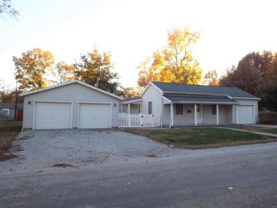 324 W Indiana Street, Trenton, IL 62293 - MLS#: 18029240