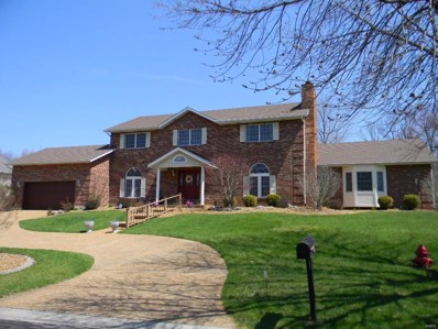 33 Country Club View Drive, Edwardsville, IL 62025 - #: 18029334