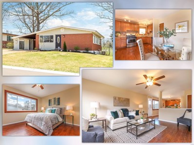 2660 Suffolk Place, Florissant, MO 63033 - MLS#: 18029498