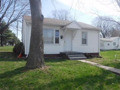 101 Potts Street, Jerseyville, IL 62052 - MLS#: 18029729