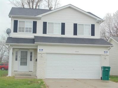1632 Wilford Avenue, East St Louis, IL 62207 - MLS#: 18029743