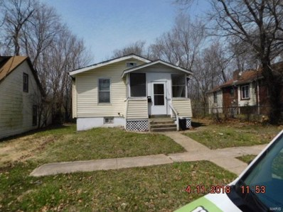 5449 Hodiamont Avenue, St Louis, MO 63136 - MLS#: 18029795
