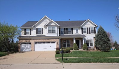 1216 Wildhorse Meadows Drive, Chesterfield, MO 63005 - MLS#: 18029835