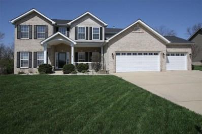 3014 Roan Hill Drive, Belleville, IL 62221 - MLS#: 18029870