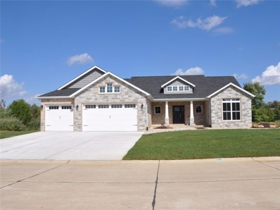 141 Stonebridge Estates Court, Maryville, IL 62062 - #: 18029919