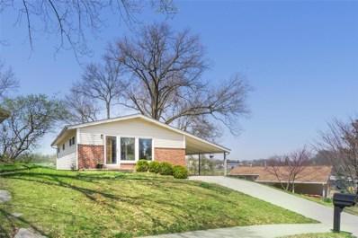 527 Joshua Drive, St Louis, MO 63126 - MLS#: 18029998