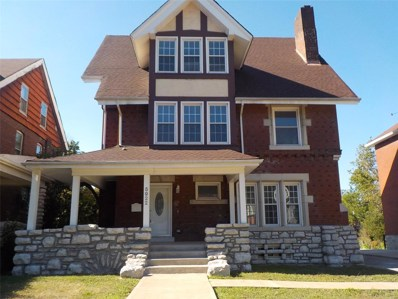 5922 Cates Avenue, St Louis, MO 63112 - MLS#: 18030027