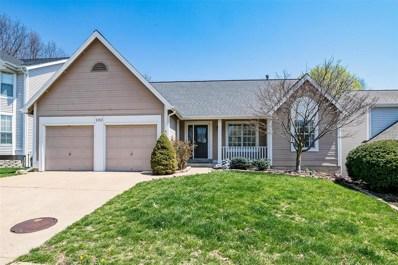 160 Westridge Parc Lane, Ellisville, MO 63021 - MLS#: 18030120
