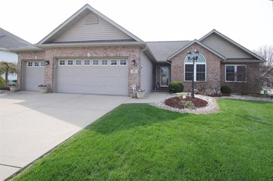 116 Chamberlain Drive, Edwardsville, IL 62025 - #: 18030143