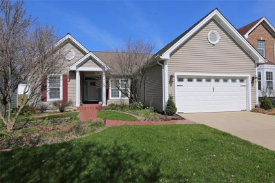 911 Wellesley Place, Chesterfield, MO 63017 - MLS#: 18030179