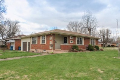 715 Montclaire Avenue, Edwardsville, IL 62025 - MLS#: 18030183