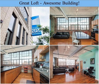 2020 Washington Avenue UNIT 503, St Louis, MO 63103 - MLS#: 18031191