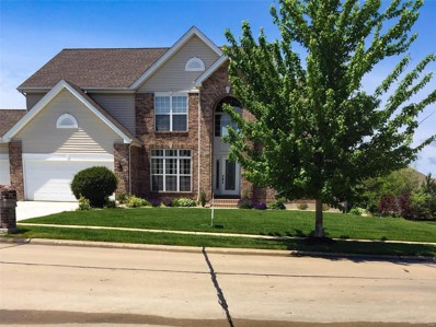 213 Silent Meadow Drive, Lake St Louis, MO 63367 - MLS#: 18031306