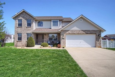 805 Old Dominion Court, Fairview Heights, IL 62208 - MLS#: 18031338
