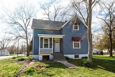 501 N Dewey, Freeburg, IL 62243 - MLS#: 18031359