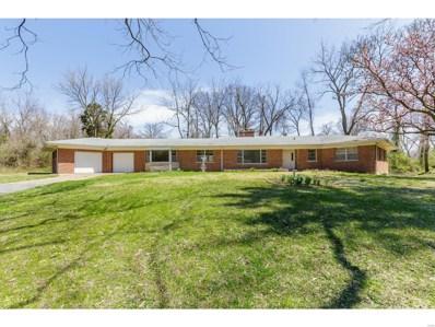 1231 Stein Road, St Louis, MO 63135 - MLS#: 18031390