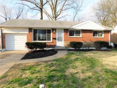912 Teurville Drive, St Louis, MO 63137 - MLS#: 18031396