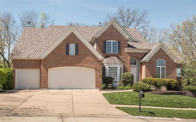1961 Highland Forest Court, Chesterfield, MO 63017 - MLS#: 18031433
