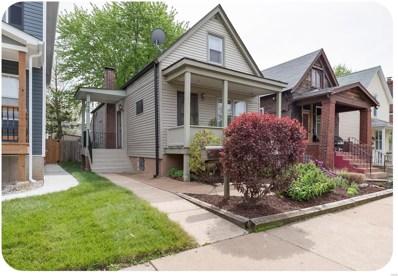 4228 Connecticut, St Louis, MO 63116 - MLS#: 18031468