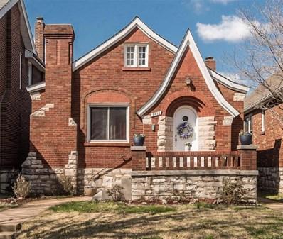 5435 Delor Street, St Louis, MO 63109 - MLS#: 18031552