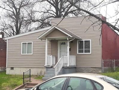4717 Louisiana Avenue, St Louis, MO 63111 - MLS#: 18031577