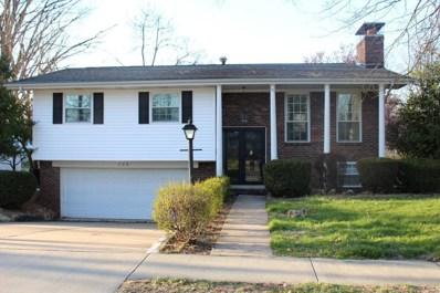 735 Yale Avenue, Edwardsville, IL 62025 - MLS#: 18031586