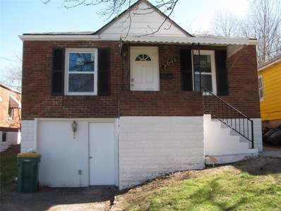 7049 Idlewild Avenue, St Louis, MO 63136 - MLS#: 18031650