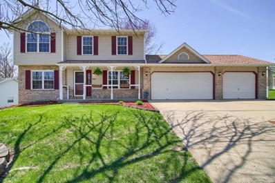 101 Oak Ridge Estates Drive, Glen Carbon, IL 62034 - #: 18031654