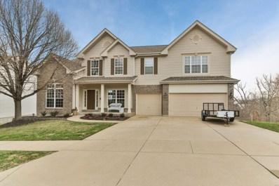 650 Grand View Ridge Court, Eureka, MO 63025 - MLS#: 18031669