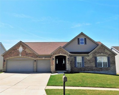 495 Speyer Place, St Charles, MO 63303 - MLS#: 18031701