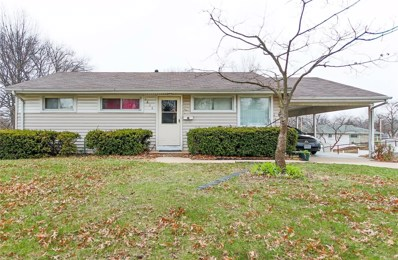 7815 Atherstone Drive, St Louis, MO 63121 - MLS#: 18031713