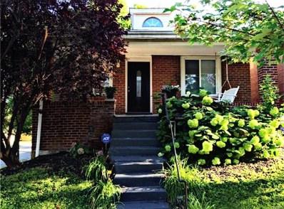 4400 Ellenwood Avenue, St Louis, MO 63116 - MLS#: 18031738