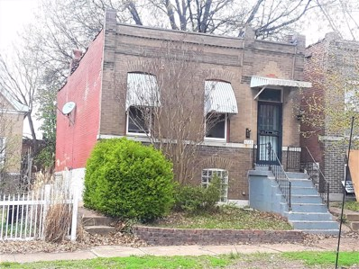 4723 S Compton Avenue, St Louis, MO 63111 - MLS#: 18032044