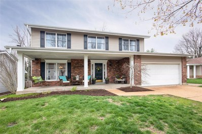 714 Oak Meadows Court, Ballwin, MO 63021 - MLS#: 18032361