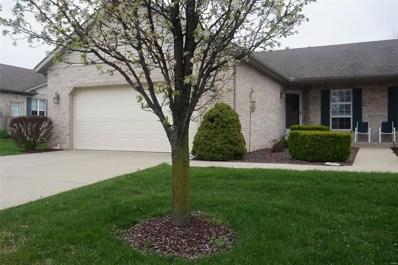 4562 Elk Meadows Lane, Smithton, IL 62285 - MLS#: 18032471