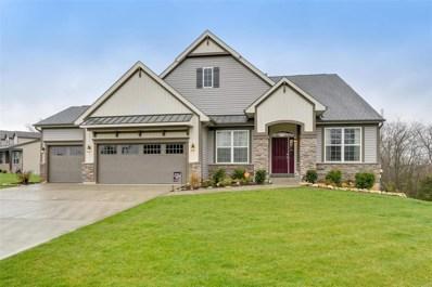 1219 Peruque Ridge Drive, Wentzville, MO 63385 - MLS#: 18032532