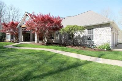 2133 Mint Spring Lane, Wildwood, MO 63038 - MLS#: 18032748