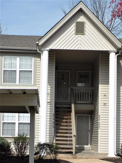 808 Sugar Valley Court, St Peters, MO 63376 - MLS#: 18032824