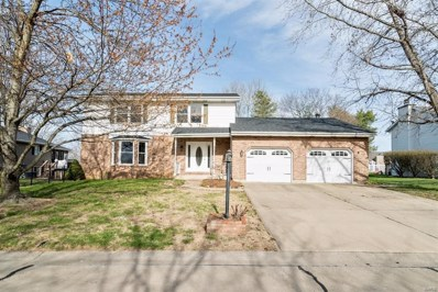 535 Whip Poor Will Street, Troy, IL 62294 - MLS#: 18032843