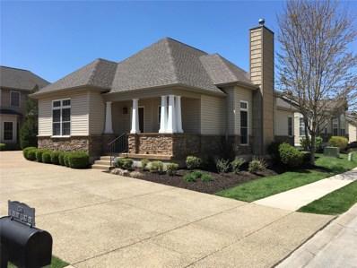 1260 Harmony Lake Drive, St Peters, MO 63376 - MLS#: 18032849