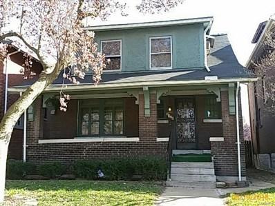 3128 Geyer Avenue, St Louis, MO 63104 - MLS#: 18033232