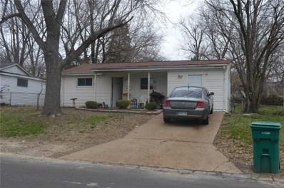 10066 Earl Drive, St Louis, MO 63136 - MLS#: 18033277