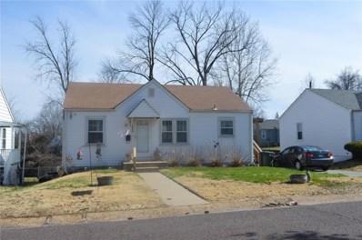 5356 Colton Drive, St Louis, MO 63121 - MLS#: 18033279