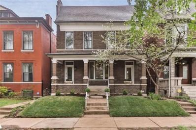 3809 Utah Place, St Louis, MO 63116 - MLS#: 18033281